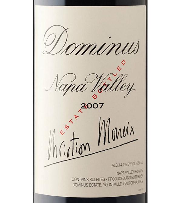 Dominus, un vin secret - Napa Valley - Californie 02123810