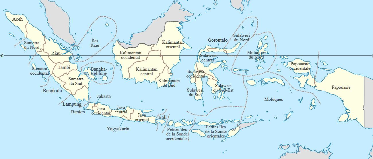 [Indonésie] - Drapeau et Hymne  03-05-10