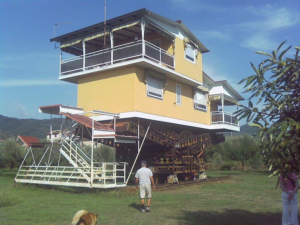 La Maison Volante - Sarzana - Italie 12473010