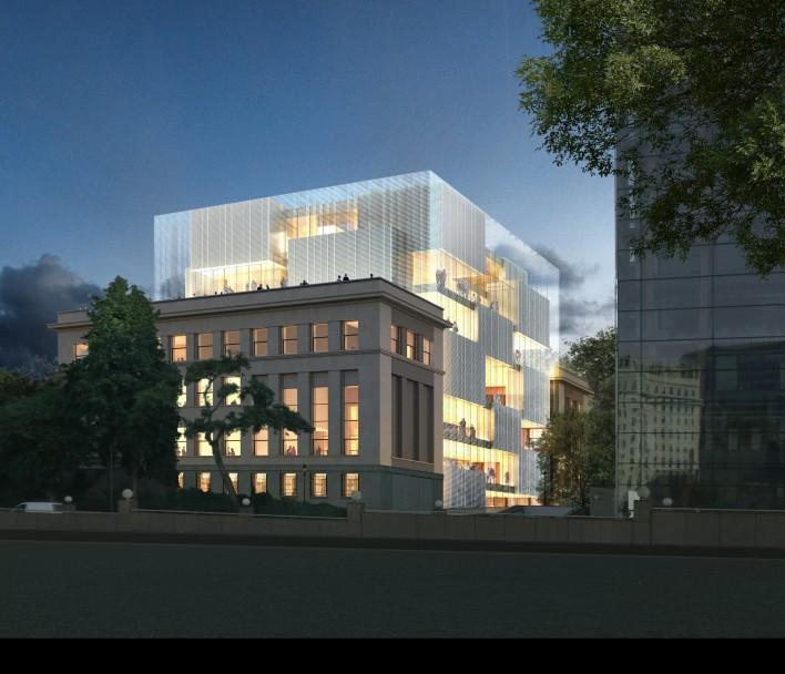 [Bientôt visible sur Google-Earth] Maison de l'Histoire Européenne - Bruxelles. 13359610