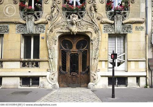 Demeures historiques et leur décors intérieur  Art_no10
