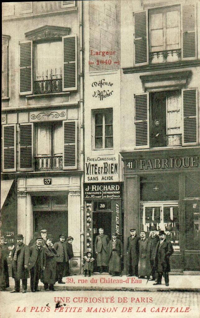 [FRANCE] Paris méconnu - Page 3 Carte-10