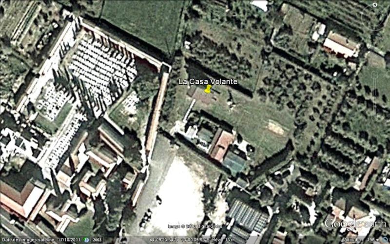 La Maison Volante - Sarzana - Italie Ge_cas10