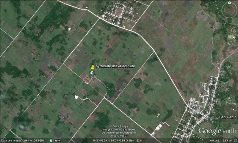 Une pyramide maya détruite au Belize pour construire une route Ge_pyr10