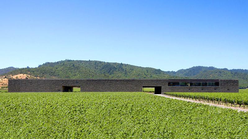 Dominus, un vin secret - Napa Valley - Californie Home10