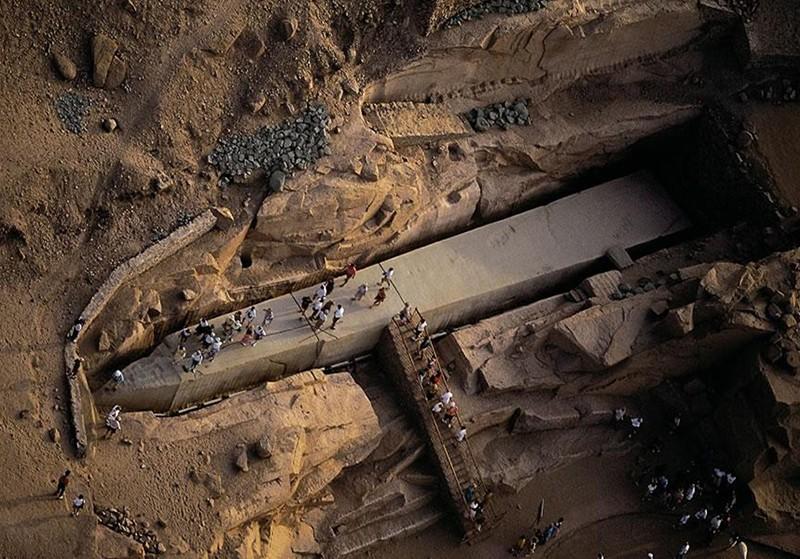 Obélisque inachevé - Assouan - Egypte Image_11
