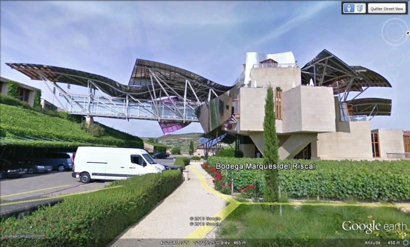 L'hôtel de la Bodega Marques del Riscal - Eltziego - Espagne Svkk10