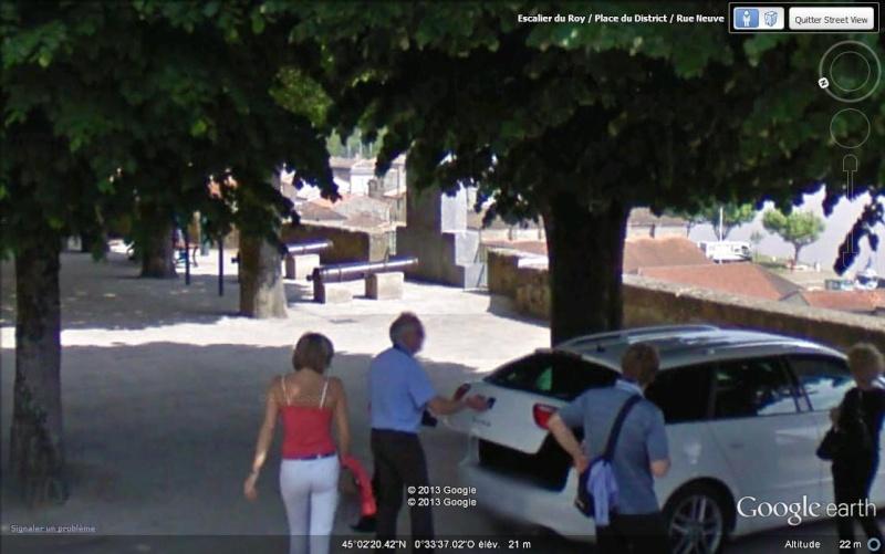 STREET VIEW : Canons Svvv13