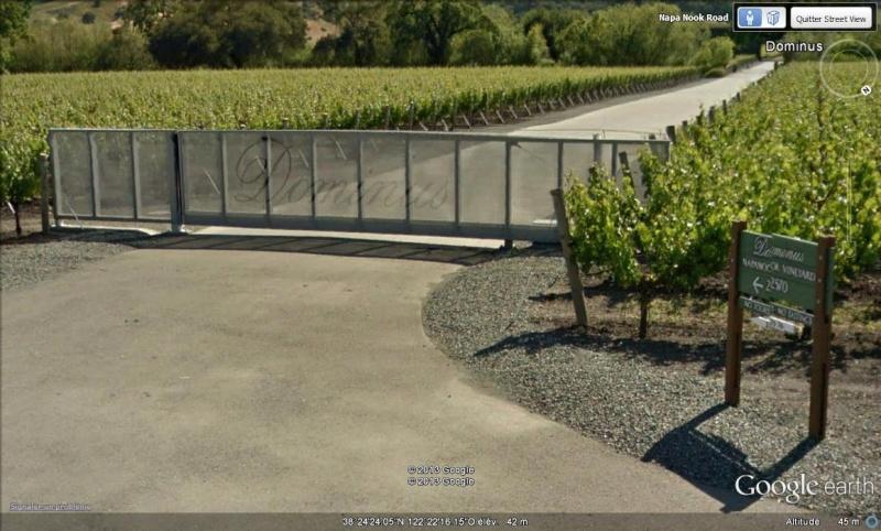Dominus, un vin secret - Napa Valley - Californie Svvvbb10