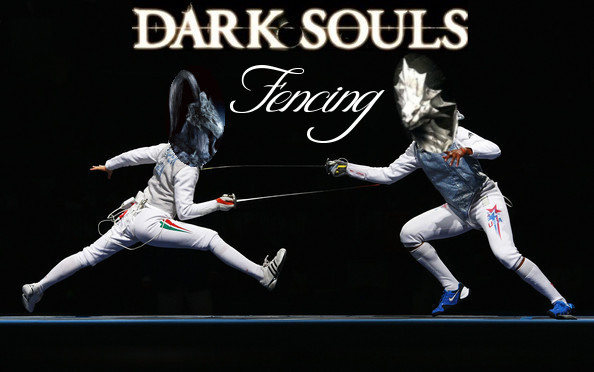 New Forum Event: Dark Souls Fencing Lunapi14