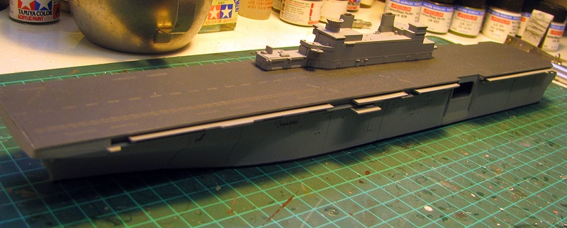USS Essex 1/700 scale Revell Img_3832