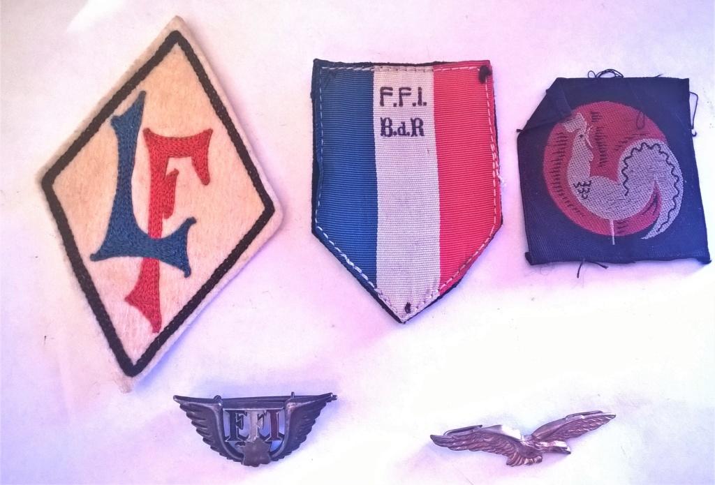 "inigne tissu LF avec ""grouping"" FFI Ffi10"