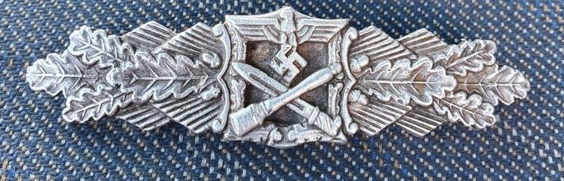 insigne allemand combat corps à corps V_e76b10