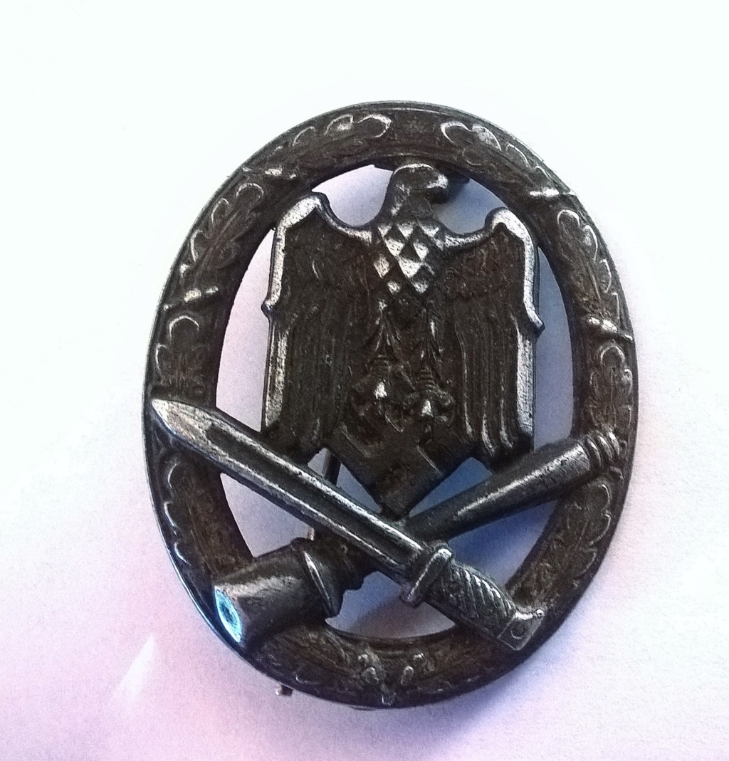 badge allemand assaut général Wp_20259