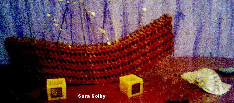 Sara solhy سارة صولحي  طالبة و فنانة Mimoun19