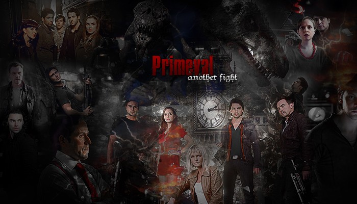 Primeval Another Fight