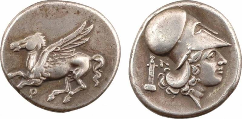 Vente grecque - Statere – Péloponnèse, Corinthe 65104611