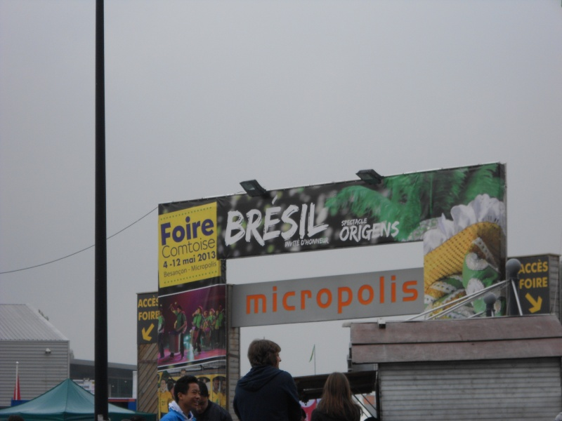 Foire Comtose 2013 - Pays d'honneur : le Brésil Foire_10