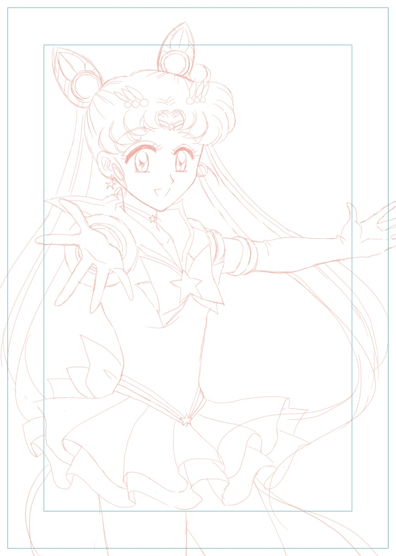 [F] My 30th century Chibi-Usa x Helios doujinshi project: UPDATED 11-25-18 - Page 2 Chapte10