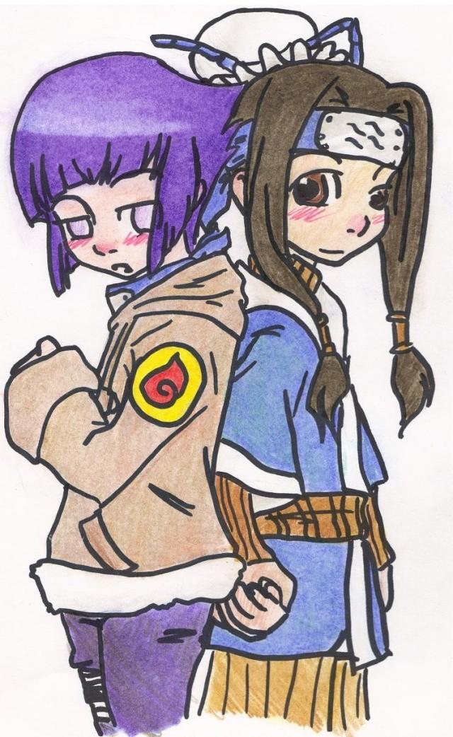 Haku x Hinata Hakuan10