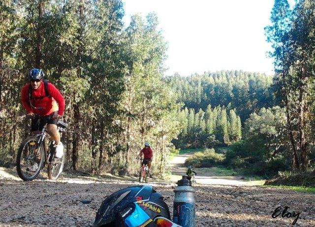 Fotos primera quedada bike gladiator club aco 1110