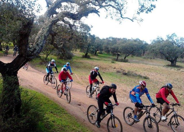 Fotos primera quedada bike gladiator club aco 1210