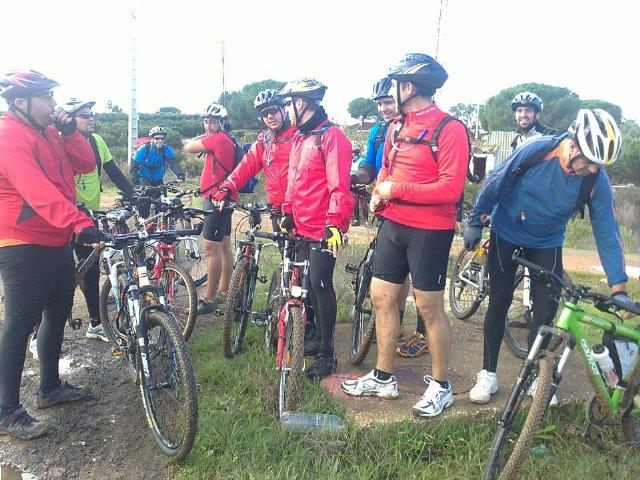 Fotos primera quedada bike gladiator club aco 1610