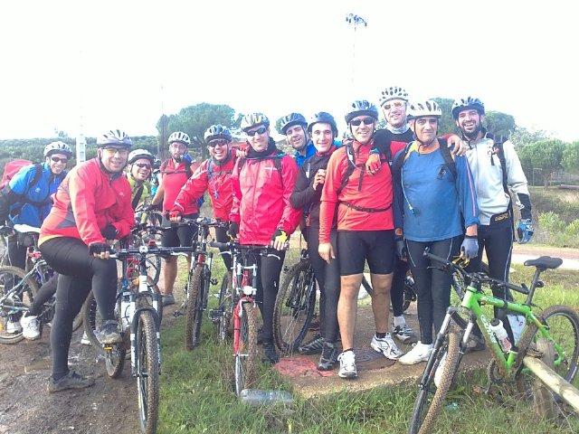 Fotos primera quedada bike gladiator club aco 1710