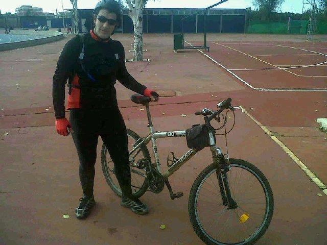 Fotos primera quedada bike gladiator club aco 2010