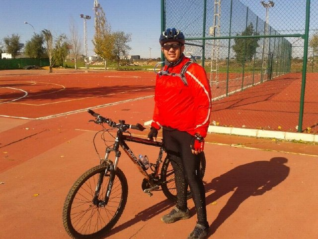 Fotos primera quedada bike gladiator club aco 2110