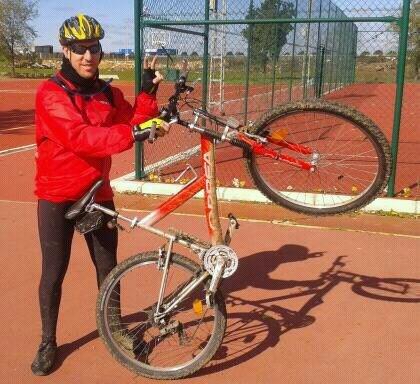 Fotos primera quedada bike gladiator club aco 2210