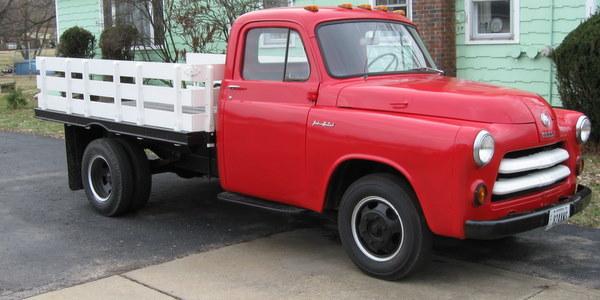 Quelques Photos : Pick-Up Dodge 1954-1960 Dodge_12