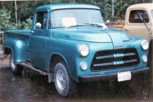 Quelques Photos : Pick-Up Dodge 1954-1960 Dodge_14