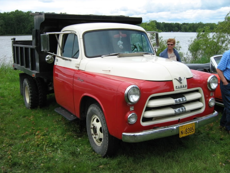 Quelques Photos : Pick-Up Dodge 1954-1960 Fargo511