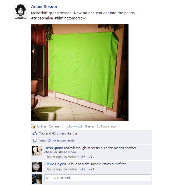 [NEWS]Facebook post 33ljf10