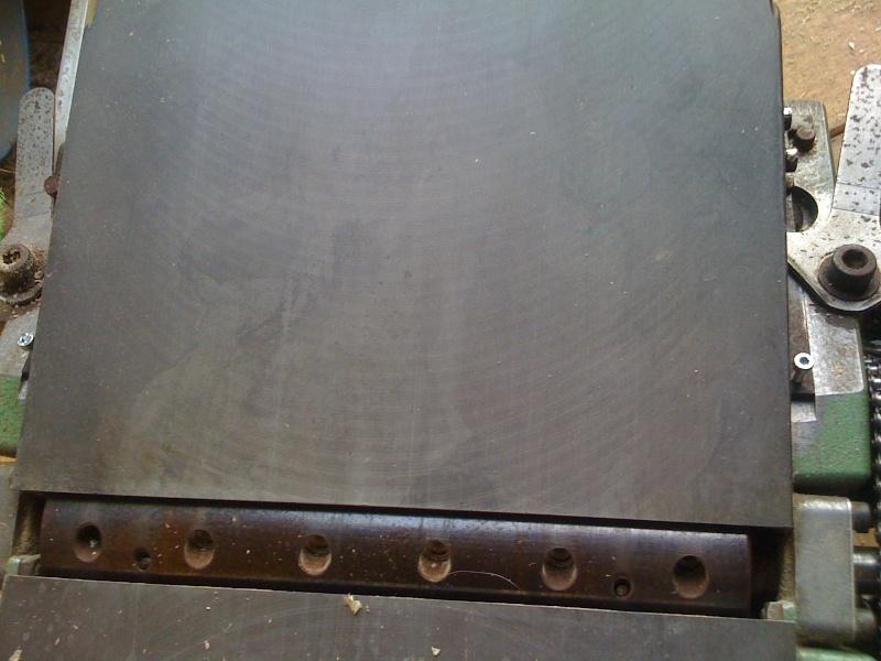 Modification du système d'entrainement du bois sur rabot/dégau Img_0013