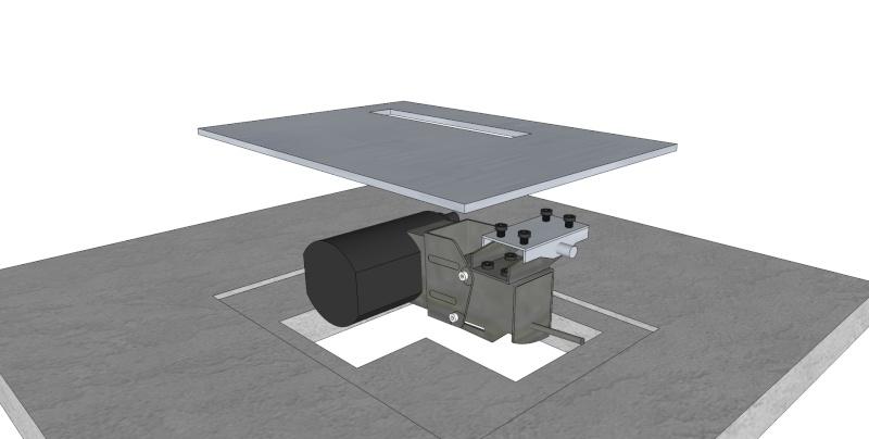 scie sur table basique pour faire une grande scie sur table Sketch10