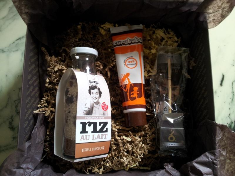 Nouvelle Box chocolat: Chocofoliz Chocof10