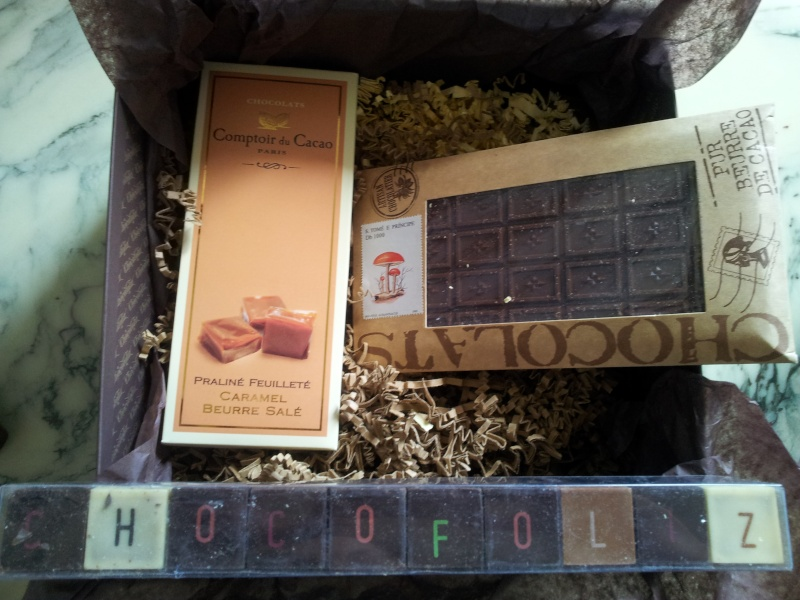 Nouvelle Box chocolat: Chocofoliz Chocof11