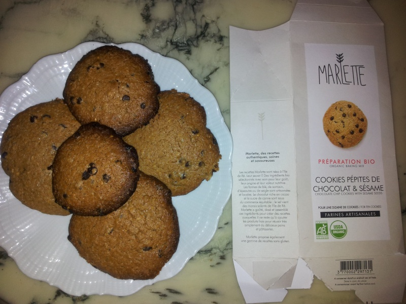 Nouvelle Box chocolat: Chocofoliz Cookie10
