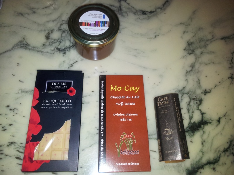 Nouvelle Box chocolat: Chocofoliz Produi10