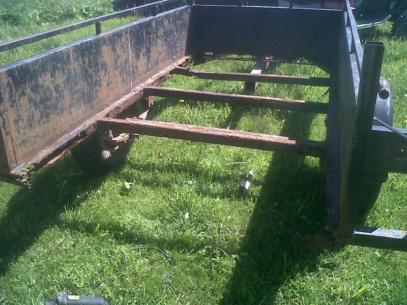 Utility Trailer Rebuild Img01911