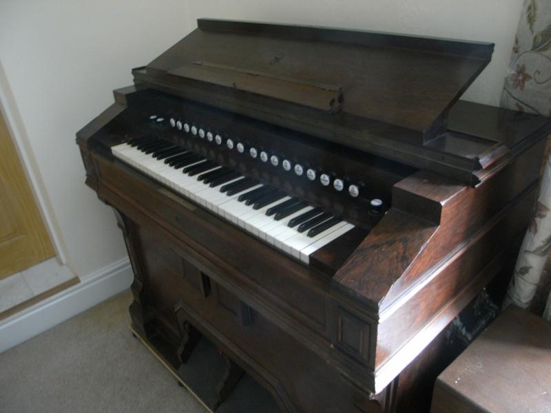 Victor Mustel Harmonium 489 Harmon12