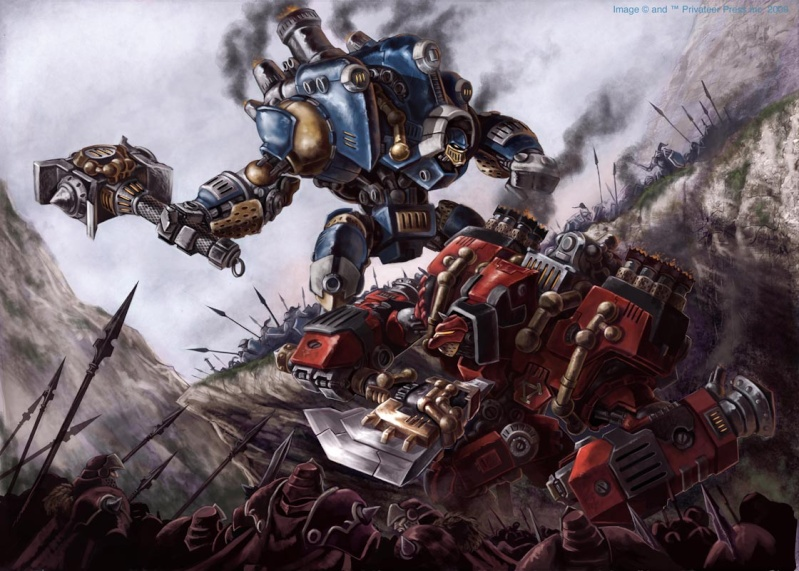 [Steampunk] Soldats Steampunk 45f34610