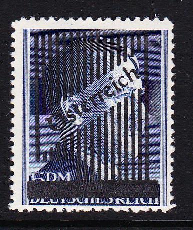 III. Wiener Aushilfsausgabe, Markwerte Unbena13