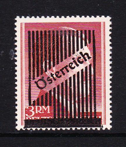 III. Wiener Aushilfsausgabe, Markwerte Unbena16