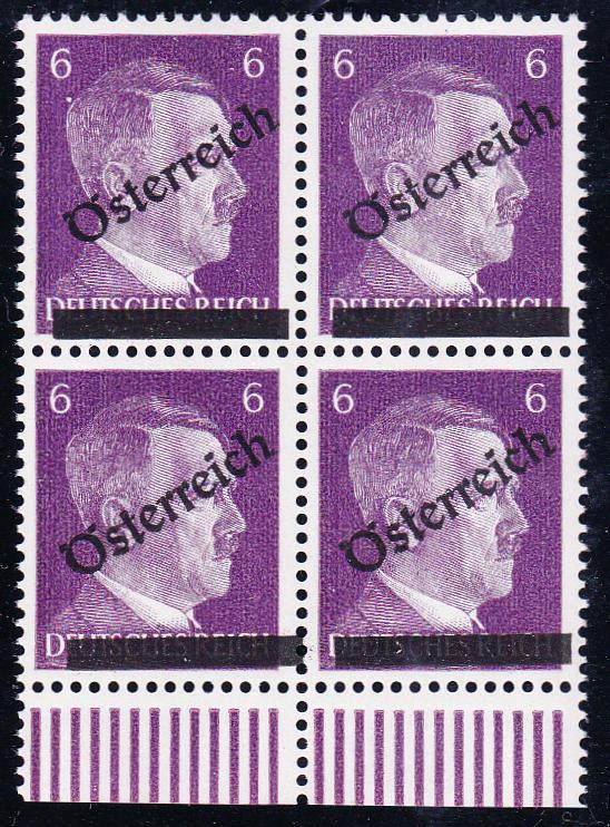 I. Wiener Aushilfsausgabe, zweite Ausgabe Unbena20