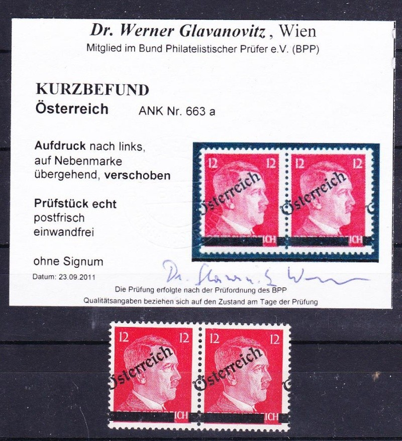 I. Wiener Aushilfsausgabe, zweite Ausgabe Unbena21