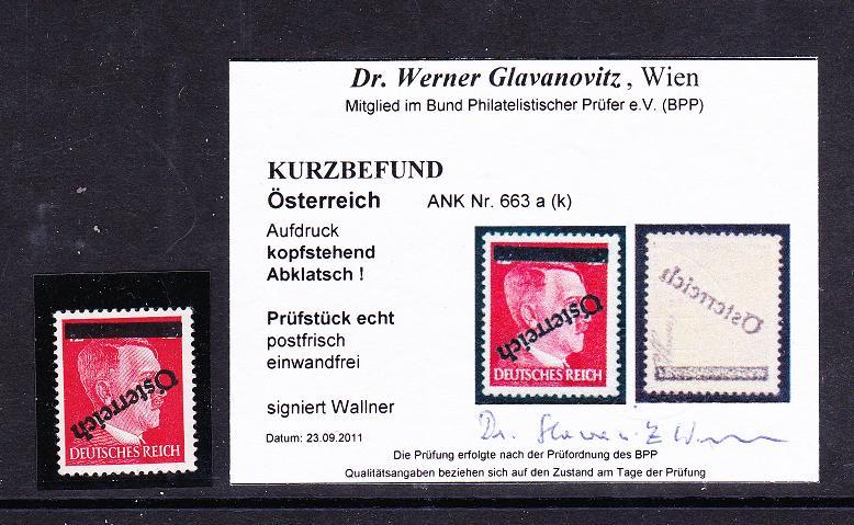 I. Wiener Aushilfsausgabe, zweite Ausgabe Unbena22
