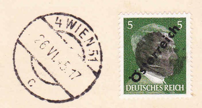 """""""Österreich im Juni 1945"""" Unbena39"""